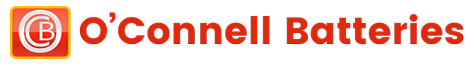 O'Connell Batteries Logo